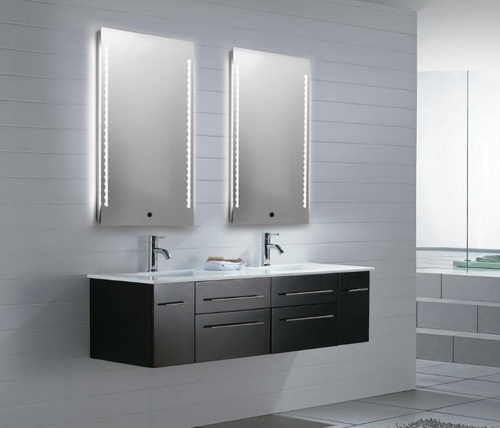 LED Line spoguļi tavā vannasistabā
